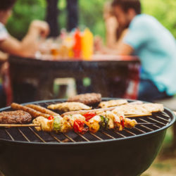 The thrill of the grill … it's that time of year!