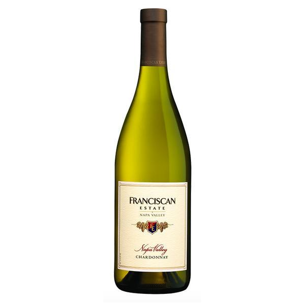 2015 Franciscan Estate Chardonnay