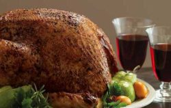 The right wine will bring out the best of the Thanksgiving turkey