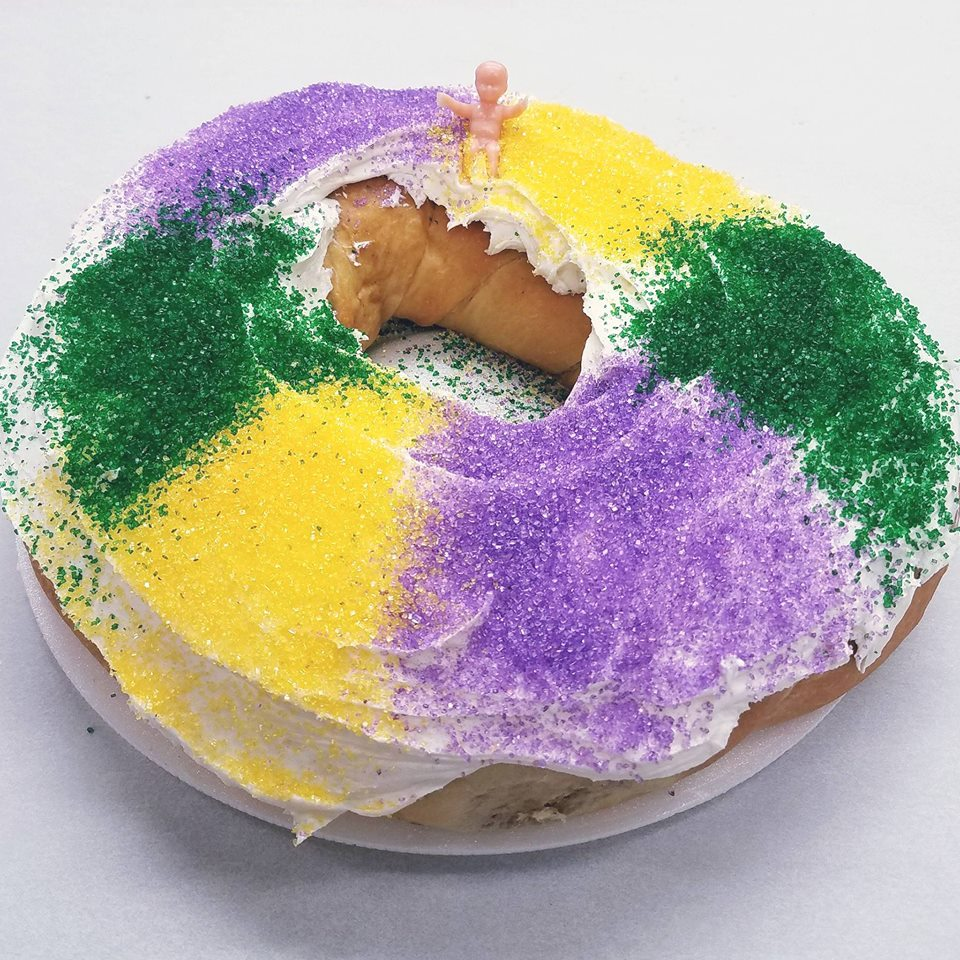 Acquistapaces King Cake