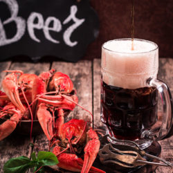 Beer and Crawfish: A Primer