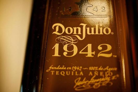 Acquistapace's Wine & CheeseDon Julio 1942 Bottle Engraving session