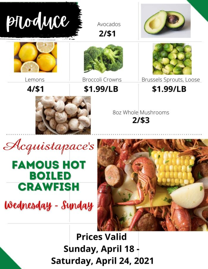 Acquistapace's Covington Supermarket Weekly Ad 4-18-21 - 4-24-21 p3