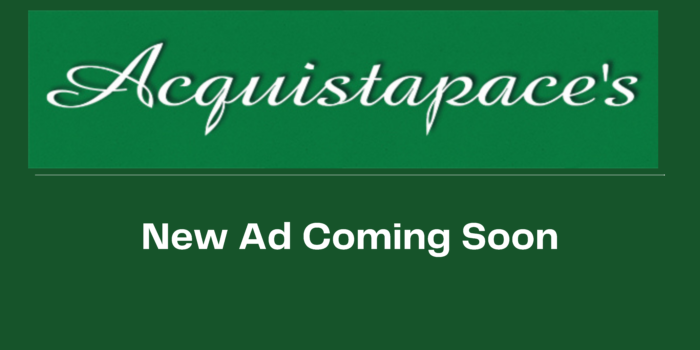 New Ad Coming Soon